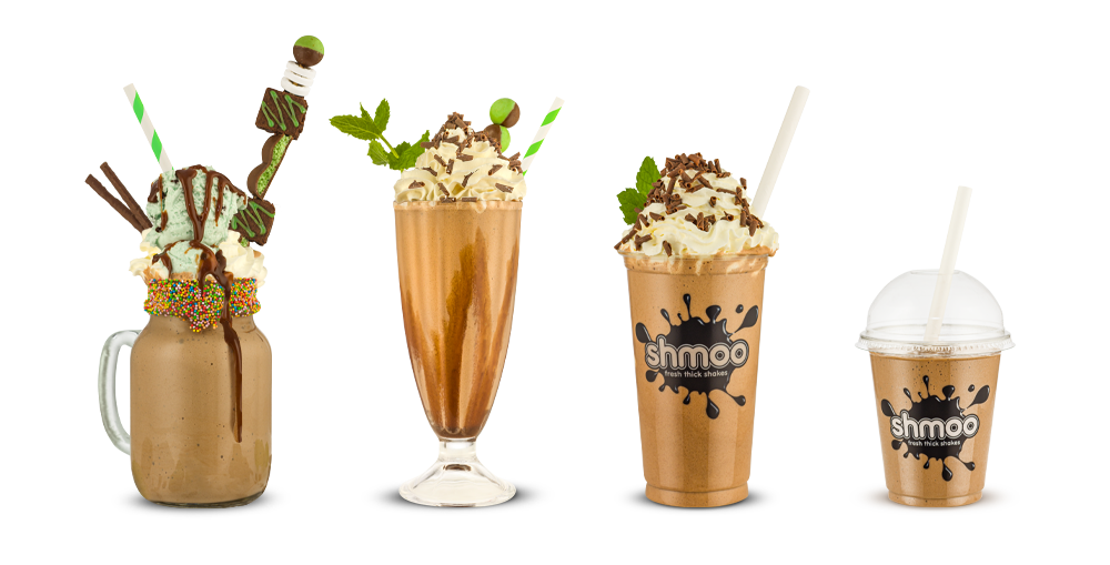 Shmoo - Mint Chocolate - All Shakes