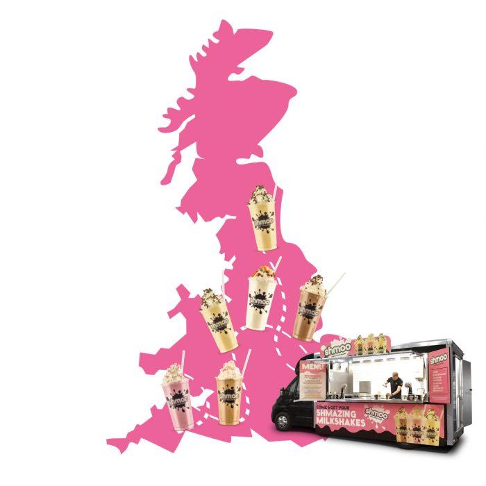 The Shmoo Tour - Milkshake Map v2