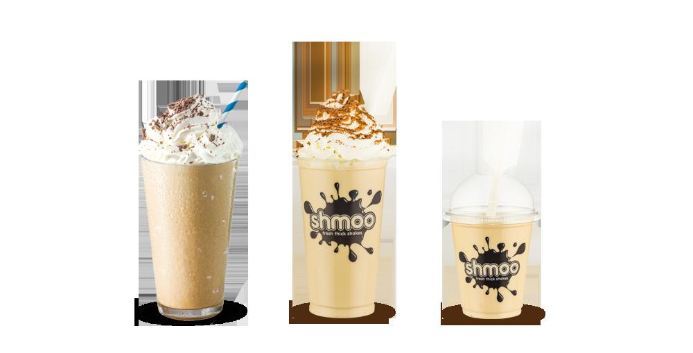 shmoo white chocolate malted milkshake