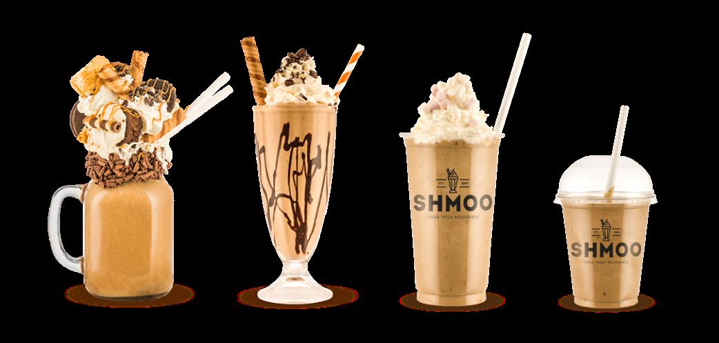 cappuccino milkshake banner