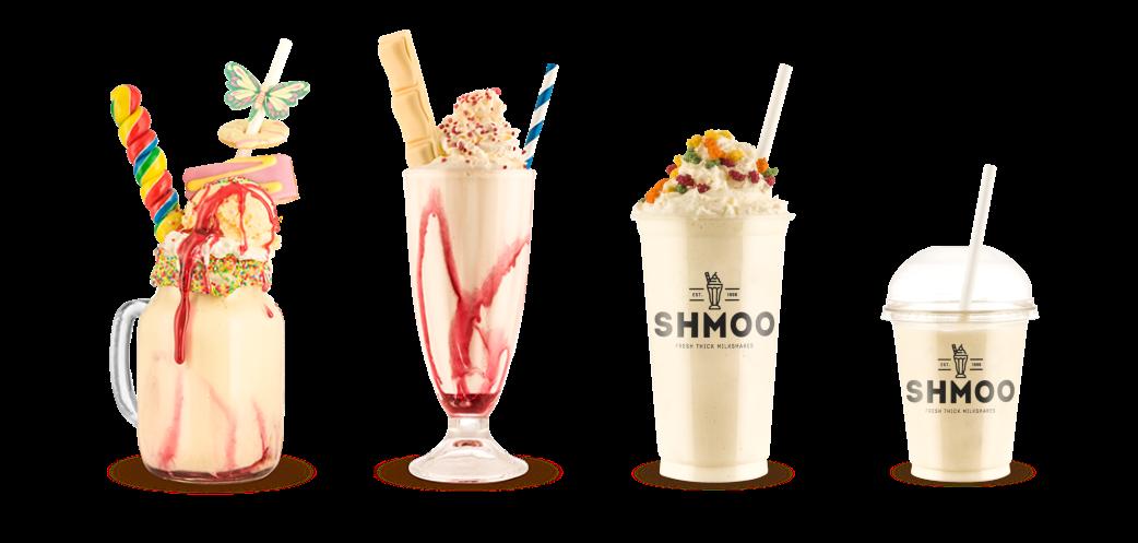 vanilla milkshake banner